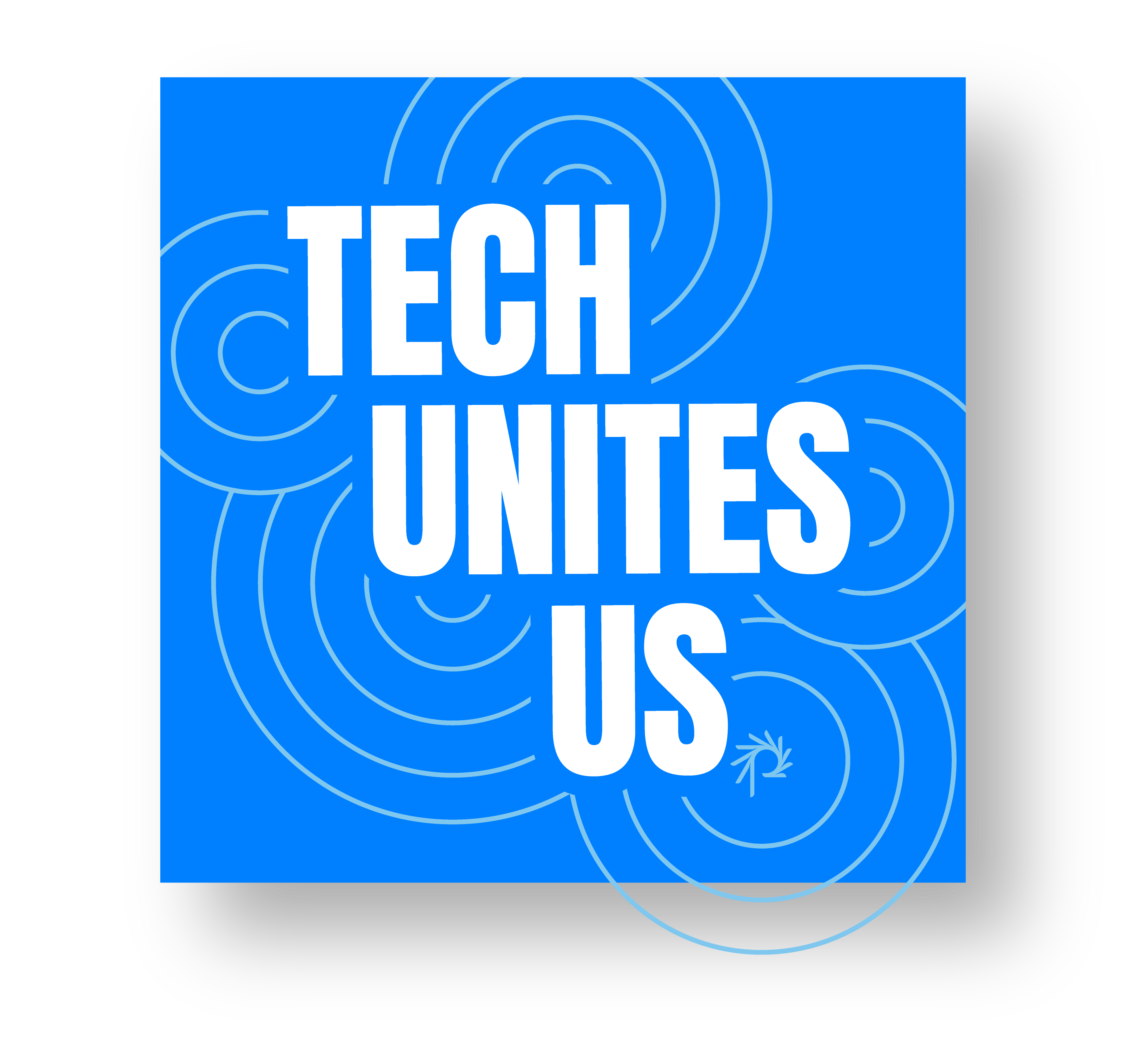 Tech Unites Us Logo