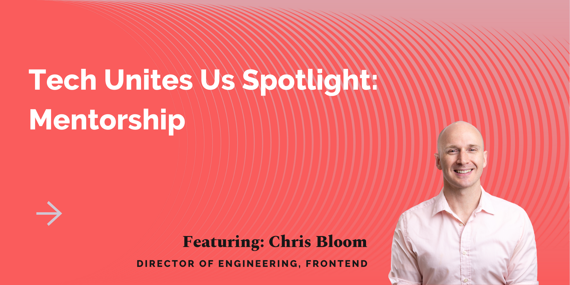 Tech Unites Us Spotlight - Mentorship